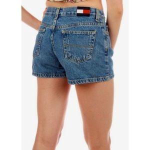Tommy Hilfiger Vintage 90's Denim Shorts